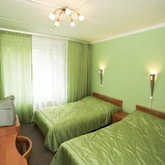 Гостиница на Красной Пресне комната для гостей фото 6