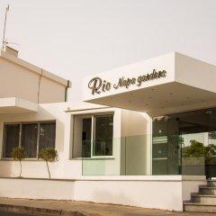 Апартаменты Rio Gardens Apartments вид на фасад фото 6