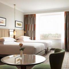 Отель Hilton Amsterdam Амстердам комната для гостей фото 3