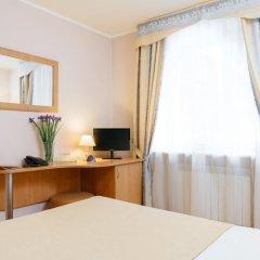 Гостиница Полюстрово 3* Номер Бизнес с разными типами кроватей фото 2