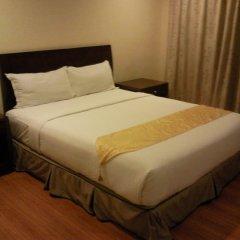 Отель Indah Manila Филиппины, Манила - отзывы, цены и фото номеров - забронировать отель Indah Manila онлайн комната для гостей фото 6