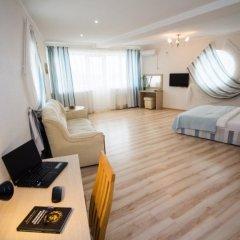 Гостиница Робинзон 2* Студия с различными типами кроватей фото 4
