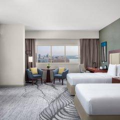 Отель Doubletree By Hilton Ras Al Khaimah комната для гостей фото 6