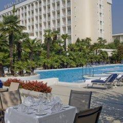 Отель Abano Grand Hotel Италия, Абано-Терме - 3 отзыва об отеле, цены и фото номеров - забронировать отель Abano Grand Hotel онлайн питание фото 3