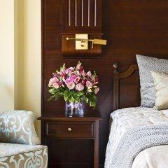 Отель Elysium 5* Студия Делюкс с различными типами кроватей фото 2