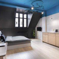 Отель Bike Up Aparthotel Польша, Вроцлав - отзывы, цены и фото номеров - забронировать отель Bike Up Aparthotel онлайн комната для гостей фото 8