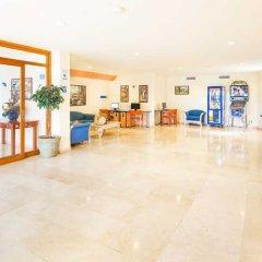 Отель Aparthotel THB Ibiza Mar - Только для взрослых интерьер отеля