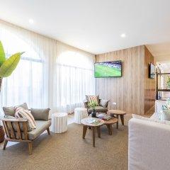 Отель Clube Maria Luisa Португалия, Албуфейра - отзывы, цены и фото номеров - забронировать отель Clube Maria Luisa онлайн интерьер отеля