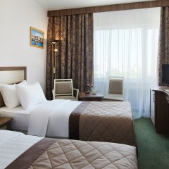 Гостиница Измайлово Дельта 4* Номер Бизнес класс премиум с различными типами кроватей фото 4