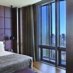 Отель Eurostars Madrid Tower 5* Номер Бизнес