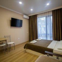Апартаменты Мадрид Парк 2 комната для гостей фото 4