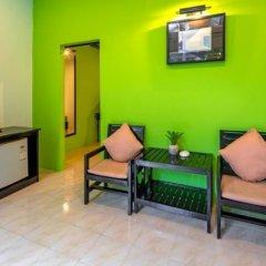Отель Phuket Garden Home Стандартный номер с различными типами кроватей фото 2
