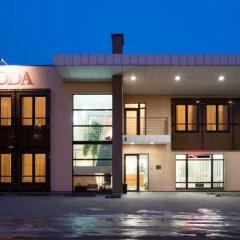 Отель A.V.Goda вид на фасад