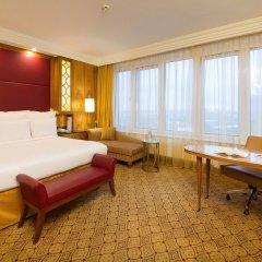 Гостиница Ренессанс Москва Монарх Центр 4* Представительский люкс с различными типами кроватей