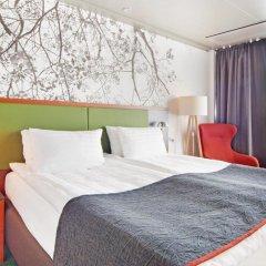 Отель Holiday Inn Helsinki City Centre 4* Представительский номер с различными типами кроватей фото 2
