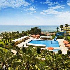 Yalihan Aspendos Hotel Турция, Аланья - отзывы, цены и фото номеров - забронировать отель Yalihan Aspendos Hotel онлайн бассейн