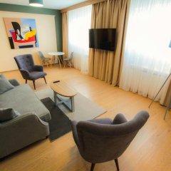 Гостиница Севастополь Классик 2* Семейный люкс с 2 отдельными кроватями фото 2