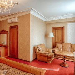 Гостиница Европа 3* Номер Делюкс с различными типами кроватей фото 7