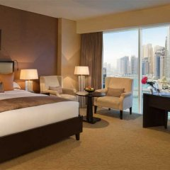 Отель Address Dubai Marina Люкс повышенной комфортности с различными типами кроватей фото 2