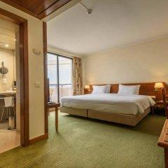 Hotel Real Parque 4* Стандартный семейный номер разные типы кроватей