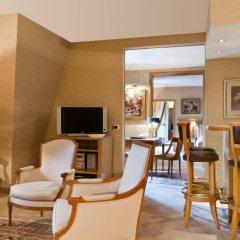 Отель Warwick Brussels 5* Люкс Royal с различными типами кроватей фото 4