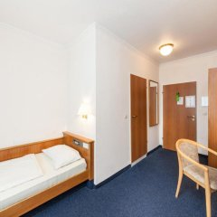 Hotel Antares Düsseldorf 3* Номер категории Эконом с различными типами кроватей
