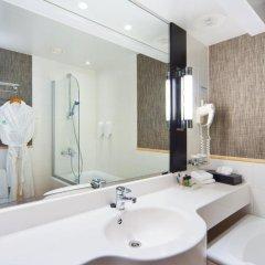 Отель Holiday Inn Helsinki City Centre 4* Улучшенный номер с различными типами кроватей