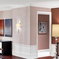 Отель Sheraton New York Times Square 4* Президентский люкс с различными типами кроватей фото 6