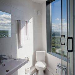 Гостиница Gorskiy city hotel в Новосибирске 7 отзывов об отеле, цены и фото номеров - забронировать гостиницу Gorskiy city hotel онлайн Новосибирск ванная