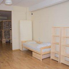 Хостел Бель Этаж Кровать в мужском общем номере с двухъярусными кроватями фото 5