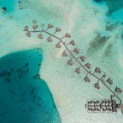 Отель Conrad Maldives Rangali Island Мальдивы, Хувахенду - 8 отзывов об отеле, цены и фото номеров - забронировать отель Conrad Maldives Rangali Island онлайн приотельная территория фото 6