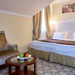 Гостиница Садовническая 5* Стандартный семейный номер с разными типами кроватей