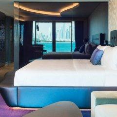 Отель W Dubai The Palm Номер Wonderful фото 2
