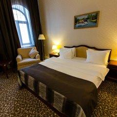 Гостиница Новомосковская комната для гостей фото 4