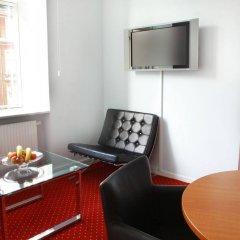 Hotel Nora Copenhagen Копенгаген удобства в номере