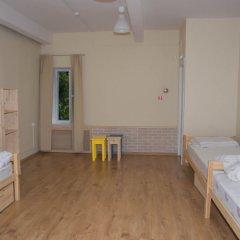 Хостел Бель Этаж Кровать в мужском общем номере с двухъярусными кроватями фото 4