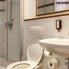 Hotel Haberstock ванная фото 4