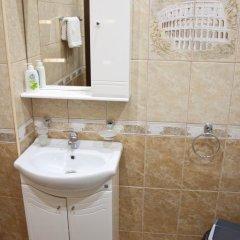 Гостиница Сайран в Ярославле 3 отзыва об отеле, цены и фото номеров - забронировать гостиницу Сайран онлайн Ярославль ванная