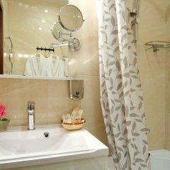 Гостиница Золотой век ванная