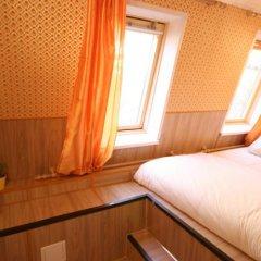Гостиница Серебряный Двор комната для гостей фото 6