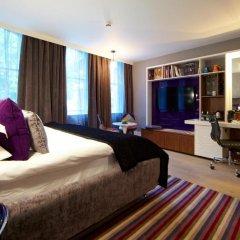 Отель Malmaison London 4* Номер Charterhouse square club с различными типами кроватей фото 2