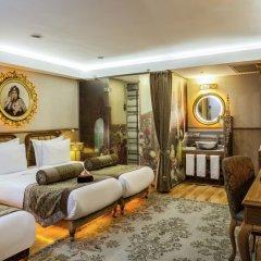 Отель Sultania 5* Номер Делюкс с различными типами кроватей фото 12