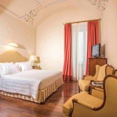 Golden Tower Hotel & Spa 5* Номер Делюкс с различными типами кроватей фото 2