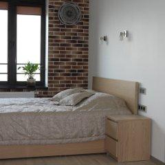 Апартаменты Савеловский Сити 43 этаж Студия с различными типами кроватей