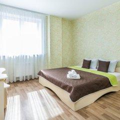 Апартаменты Central Park в центре Тюмени Улучшенные апартаменты с различными типами кроватей фото 2