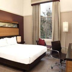 Отель Hilton Edinburgh Grosvenor 4* Стандартный номер с различными типами кроватей