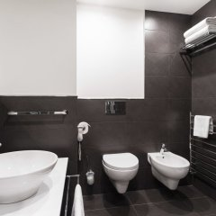Отель Деметра Арт Санкт-Петербург ванная