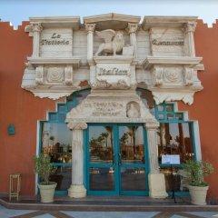 Отель SUNRISE Garden Beach Resort & Spa - All Inclusive Египет, Хургада - 9 отзывов об отеле, цены и фото номеров - забронировать отель SUNRISE Garden Beach Resort & Spa - All Inclusive онлайн вид на фасад
