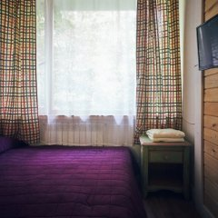 Гостиница Ёжик Стандартный номер с различными типами кроватей фото 3