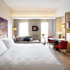 Отель Artyzen Habitat Dongzhimen Beijing комната для гостей